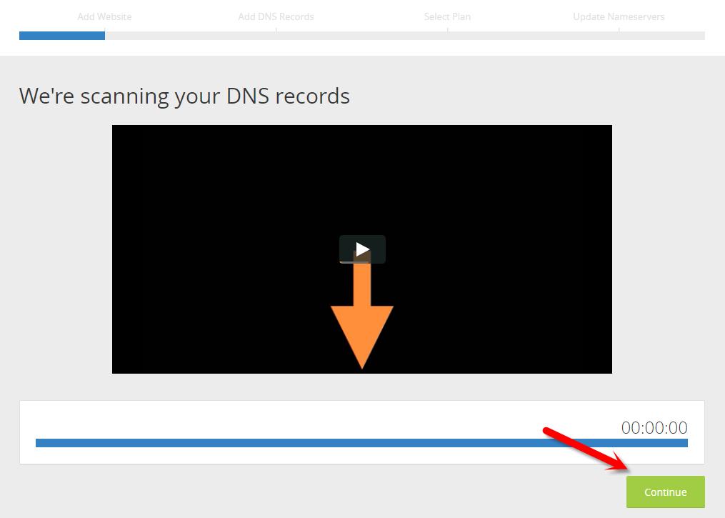 Cấu hình tên miền để sử dụng Cloudflare – Digipower Blogs