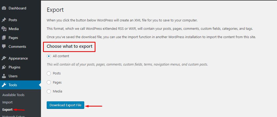 Hướng dẫn sử dụng WordPress từ A tới Z - Trung tâm hỗ trợ kỹ thuật | MATBAO.NET