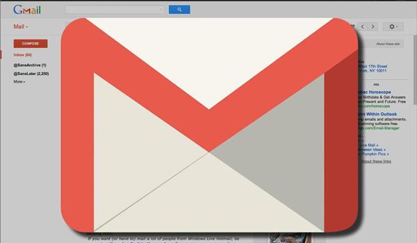 Bạn có thể đăng ký email cá nhân tại Gmail