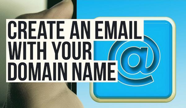 Dùng tên miền riêng sẽ khiến email trông chuyên nghiệp hơn, Tạo địa chỉ đặc biệt hiển thị trên trang web