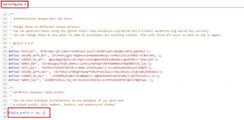 Screenshot 1 800x394 - Hướng dẫn bảo mật WordPress thông qua 12 bước - Trung tâm hỗ trợ kỹ thuật