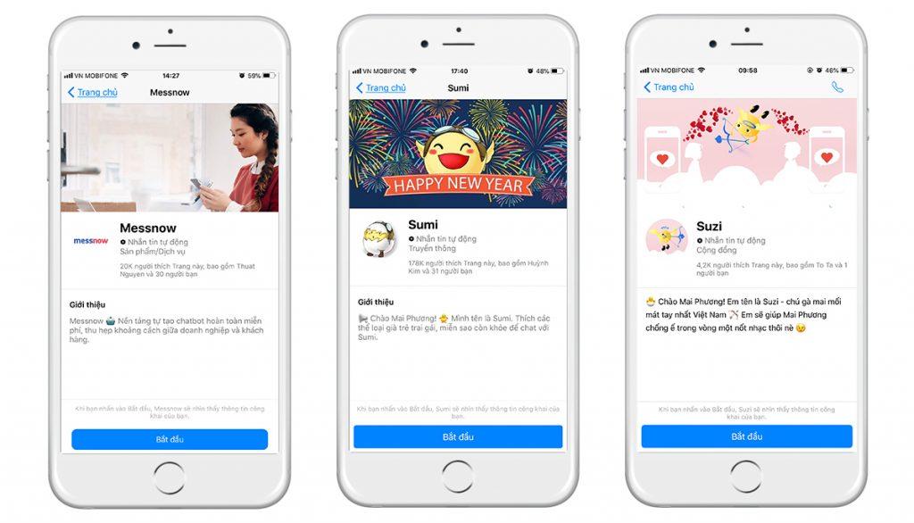 Chatbot Facebook là gì