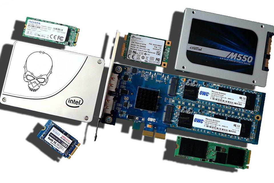 Form Factor là dạng thức để chỉ hình dạng vật lý của SSD