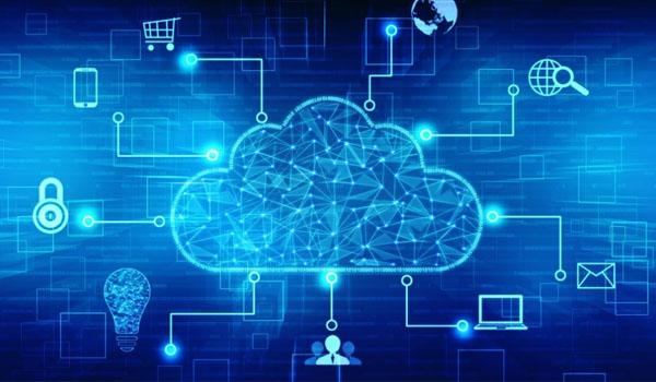 Điện toán đám mây hoạt động bằng cách truyền tải tài nguyên qua internet