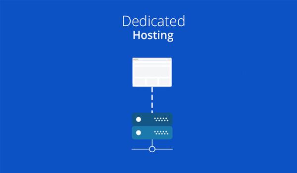 Dedicated hosting là giải pháp khá xa xỉ