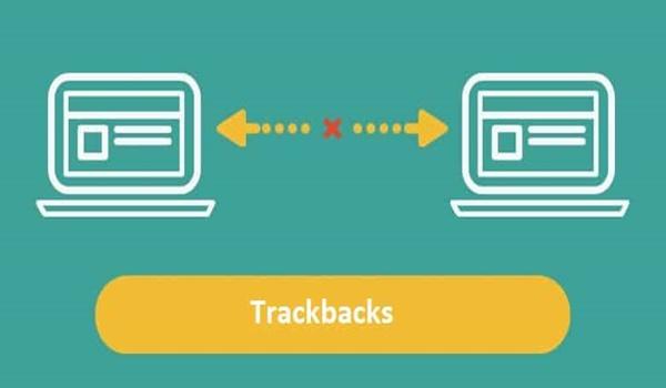 Trackback là việc thông báo cho người khác về việc bạn kết nối bài viết/website của họ