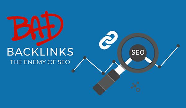Backlink không chất lượng hay spam backlink, là kẻ thù của SEO