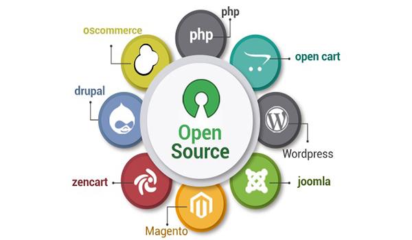 CMS Open Source là những CMS có mã nguồn mở được đông đảo người dùng đón nhận.
