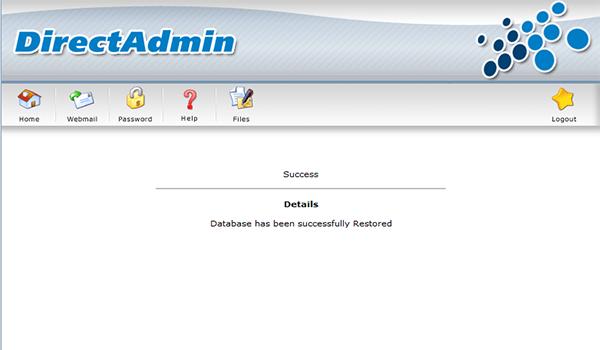 Nhược điểm lớn nhất khi sử dụng DirectAdmin là không hỗ trợ Tiếng Việt