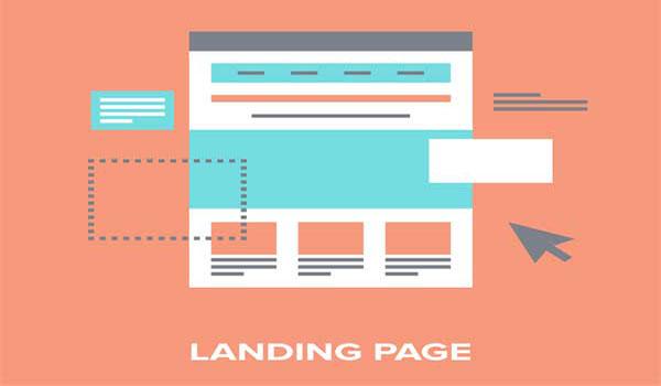 Có nhiều loại Landing Page với các chức năng khác nhau