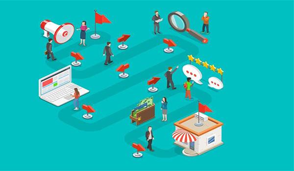 Khi ra mắt một sản phẩm/dịch vụ, doanh nghiệp sẽ tạo một Landing Page