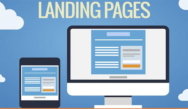 Landing Page là gì