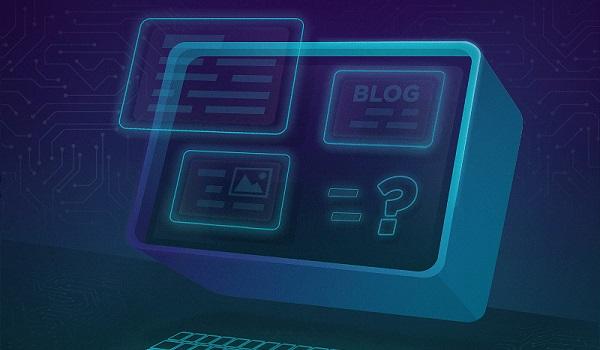 Blog, blogging được hình thành từ hơn 20 năm trước