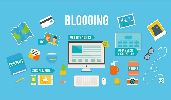 Blogging là từ dùng để chỉ kỹ năng viết và vận hành blog