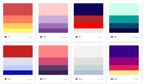 CSS3 mang đến các tùy chọn màu sắc với bảng màu 147 màu