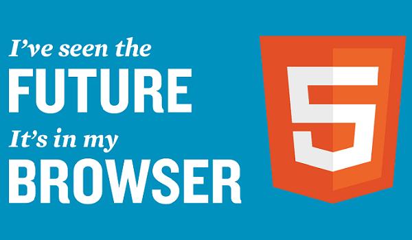 HTML5 là ngôn ngữ lập trình cải tiến của HTML