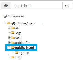 Joomla là gì? Thư mục Public_html trên cpanel
