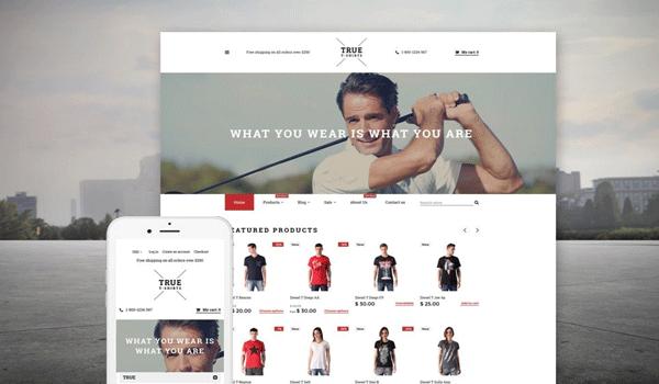 Bạn có thể bán bất kì mặt hàng nào trên nền tảng Shopify