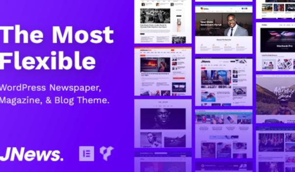 Theme WordPress chuẩn SEO của JNews luôn thu hút được khách hàng trên toàn cầu bởi những tính năng nổi trội cùng sự đa dạng của nó