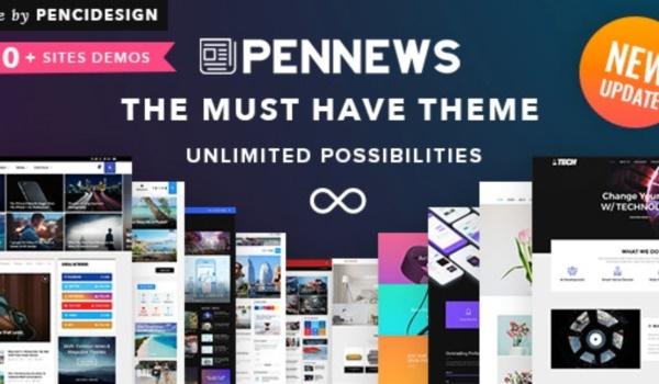 Theme WordPress chuẩn SEO. PenNews hiện nay đang trở nên ngày càng phổ biến - là một trong những lựa chọn tiêu biểu cho một website tin tức chuyên nghiệp