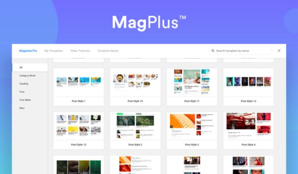 MagPlus chuyên cung cấp những theme WordPress chuẩn SEO