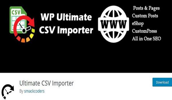 Wordpress Ultimate CSV Importer là gì?