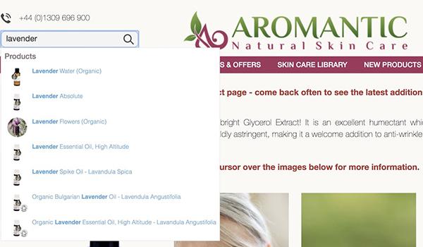 Site Search 360 chỉ mất vài phút để tìm kiếm bài viết/sản phẩm