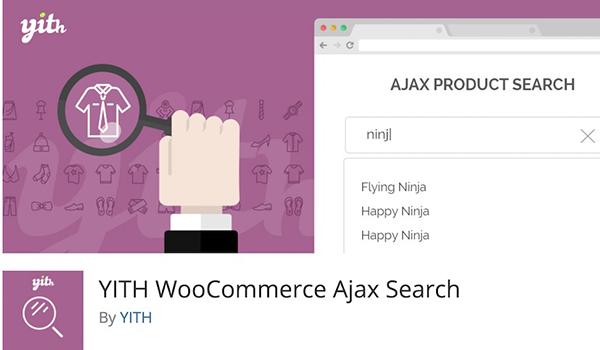 YITH WooCommerce Ajax Search giúp tìm kiếm thuận lợi trên các website WooCommerce với kho dữ liệu lớn