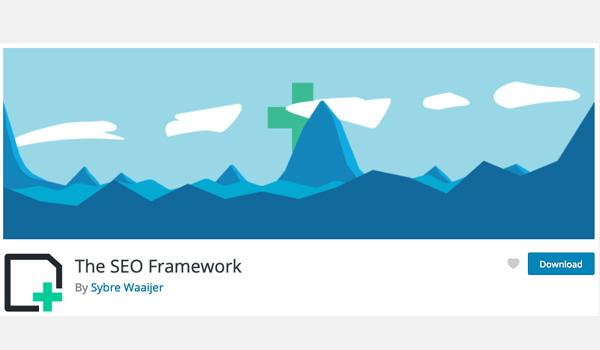 SEO Framework có giao diện hiển thị rất tự nhiên, trực quan