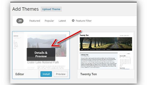 Theme WordPress có ảnh hưởng quan trọng đến việc tăng số lượt tương tác trên website