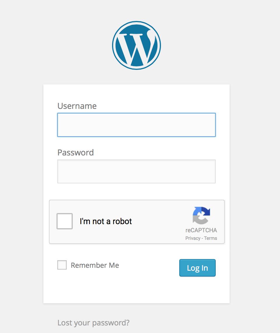 Plugin Google Captcha (reCAPTCHA) là giải pháp giúp phân biệt đăng nhập từ người dùng hay bot.