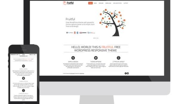 Theme WordPress WooCommerce Fruitful là theme khá đơn giản, nhỏ gọn nhưng vẫn thanh lịch, sang trọng