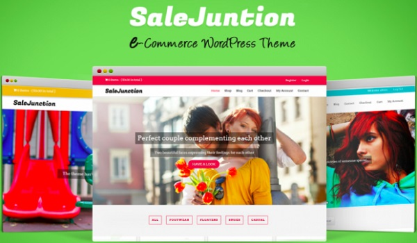 SaleJunction vô cùng thích hợp cho website bán hàng
