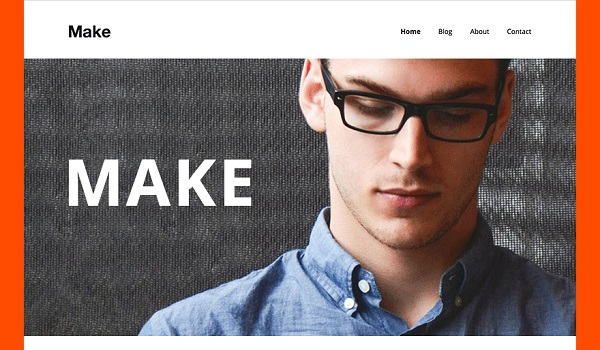 Nhờ hệ thống Customizer hơn 300 tùy chọn, Theme WordPress WooCommerce Make là một trong những theme miễn phí hàng đầu