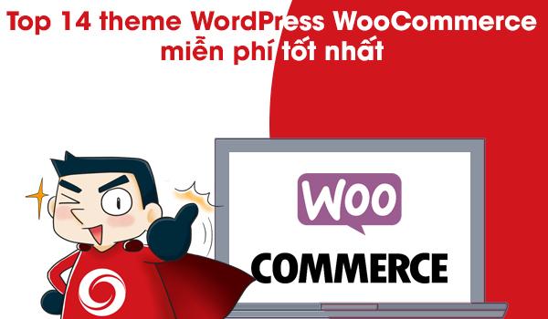 WooCommerce là một plugin hỗ trợ theme thương mại điện tử đẹp mắt miễn phí