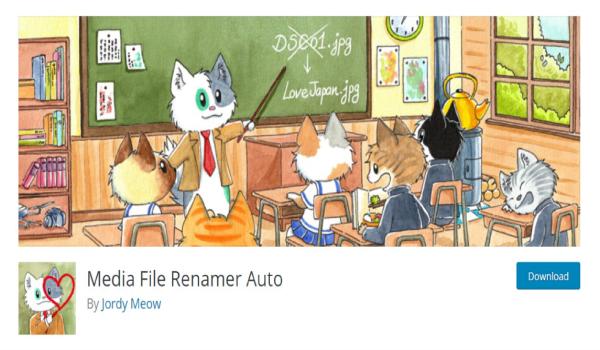 Với Media File Renamer, người dùng có thể đổi tên nhiều hình ảnh đã upload trên WordPress cùng một lúc dựa trên tiêu đề của hình ảnh đó