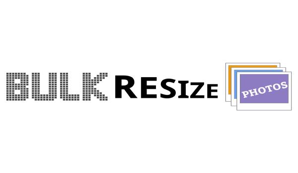 Ưu điểm của Bulk Resize Images là tự động nén hình ảnh đồng loạt thay vì nhấp vào từng hình ảnh, giúp quy trình nén nhanh và đơn giản hơn