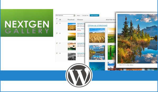 NextGen Gallery là plugin có chức năng tạo ra những thư viện hình ảnh tuyệt đẹp trên WordPress