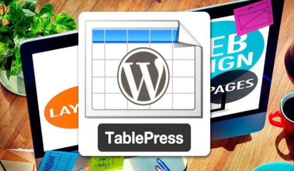 Xây dựng biểu đồ đẹp mà không cần hiểu biết nhiều về code nhờ sử dụng plugin TablePress