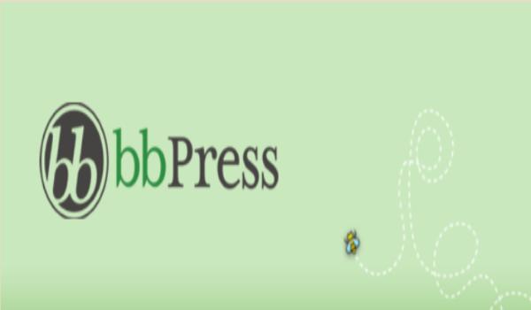 Plugin WordPress miễn phí - Bạn có thể tạo ra một forum để khách hàng trao đổi với nhau nhờ BBPress