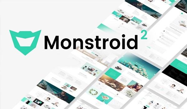Monstroid2 là Theme WordPress sở hữu khả năng tùy biến vượt trội