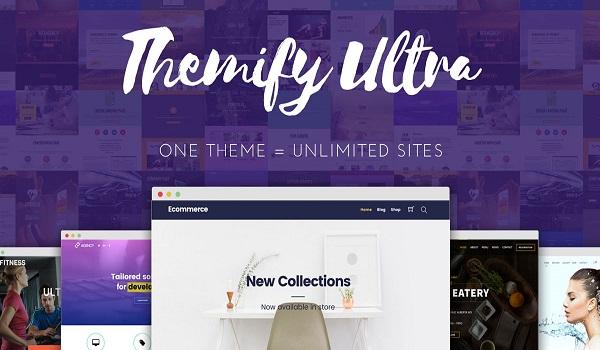 Theme WordPress tối ưu SEO Ultra tích hợp những tính năng hữu ích cho người dùng