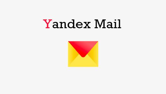 Tại Nga, Yandex mail là công cụ tìm kiếm phổ biến nhất
