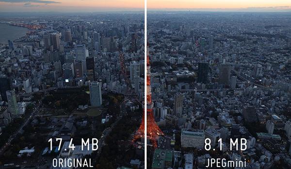 Để SEO hiệu quả hơn, hãy nén hình ảnh xuống kích cỡ xuống mức thấp nhất có thể