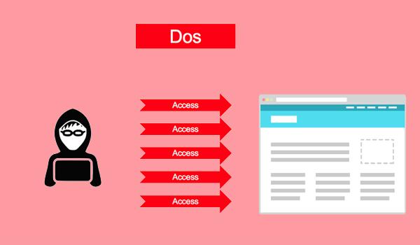 DDos là gì? Dos là hình thức tấn công từ chối dịch vụ được dùng để làm quá tải máy tính mục tiêu