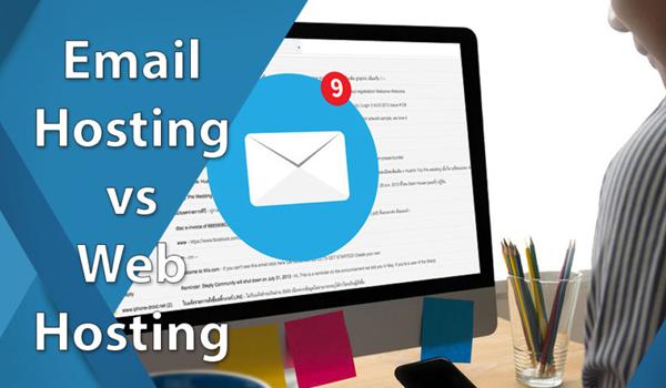 Email Hosting là gì? Web Hosting và Email Marketing có nhiều điểm khác biệt