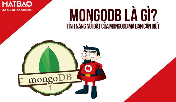 MongoDB là gì? Nó là thuật ngữ không xa lạ về cơ sở dữ liệu trên máy tính