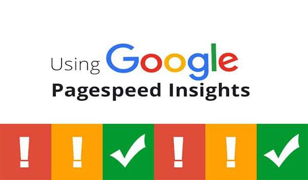 PageSpeed Insights sẽ đưa ra điểm số cụ thể dựa trên kết quả phân tích