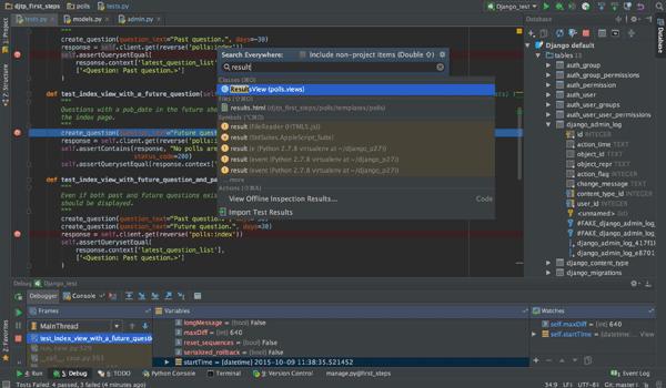 Pycharm là IDE hỗ trợ Python mạnh nhất hiện nay