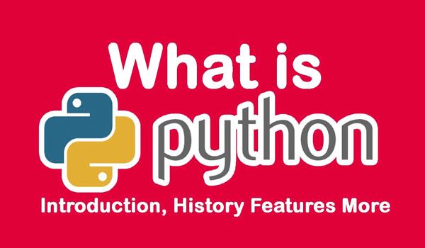 Python có lịch sử phát triển lâu đời